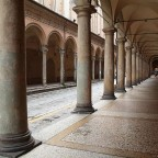 2. Picture of University of Bologna, Italy